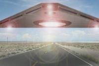 ufo delta 3d model